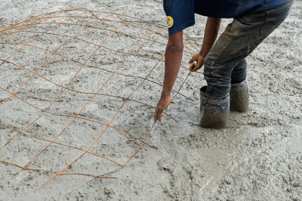 Concrete Las Vegas - concrete stain