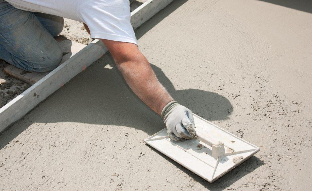 Concrete Las Vegas - stamped concrete