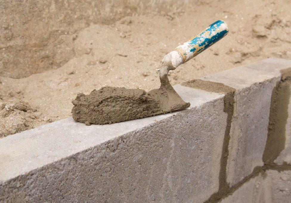 Concrete Las Vegas - concrete blocks
