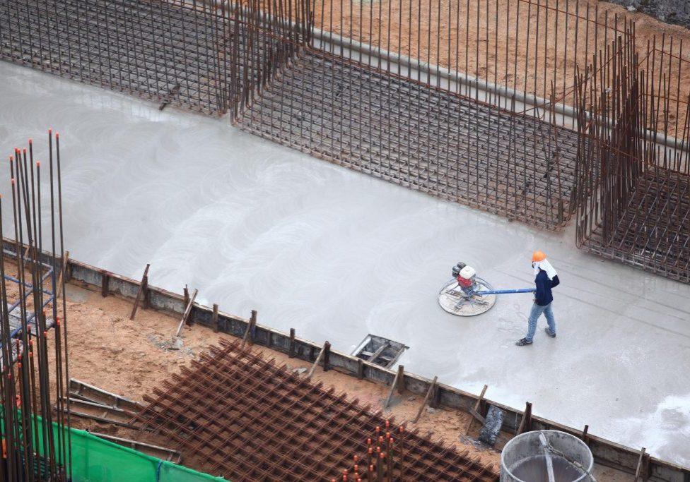 Concrete Las Vegas - polished concrete 1